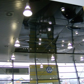 Showroom Volkswagen Baia Mare