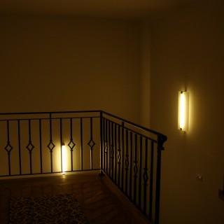 Corpuri de iluminat scari