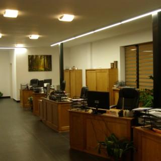 Corpuri de iluminat birouri