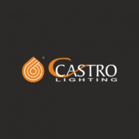 Castro lighting logo