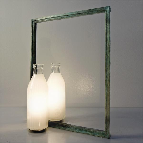 """Corpul de iluminat Un """"litru de lumina"""""""