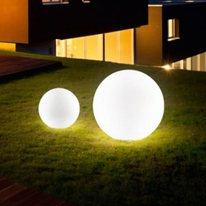 Lampadar pentru exterior Sole PT1 familie
