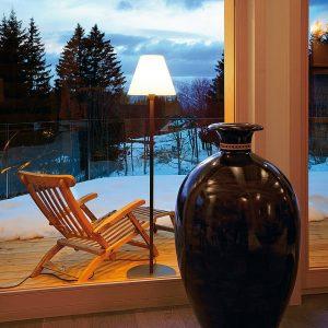 Lampadar pentru exterior Adegan outdoor