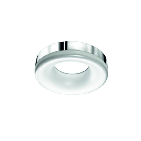 Plafoniera Ring crom