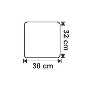 dimensiuni lampadar pentru iluminat exterior Brick