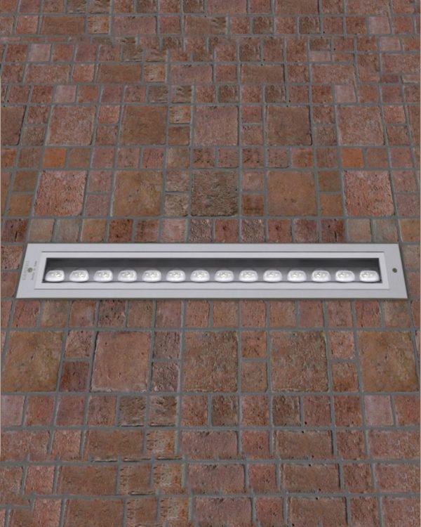 Incastrabil Sicura LED simetric