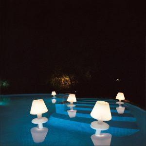 Lampa pentru gradina Waterproof v2