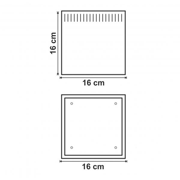 Cube DLN dimensiuni