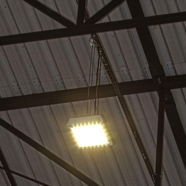 Grill corp de iluminat industrial 1
