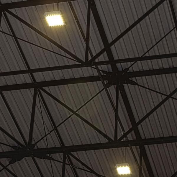 Grill corp de iluminat industrial 2