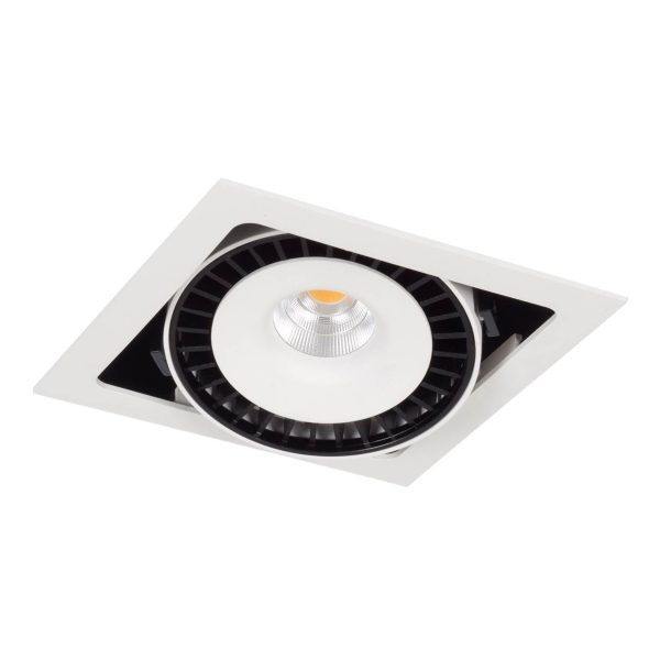 Ufo Square corp de iluminat incastrabil