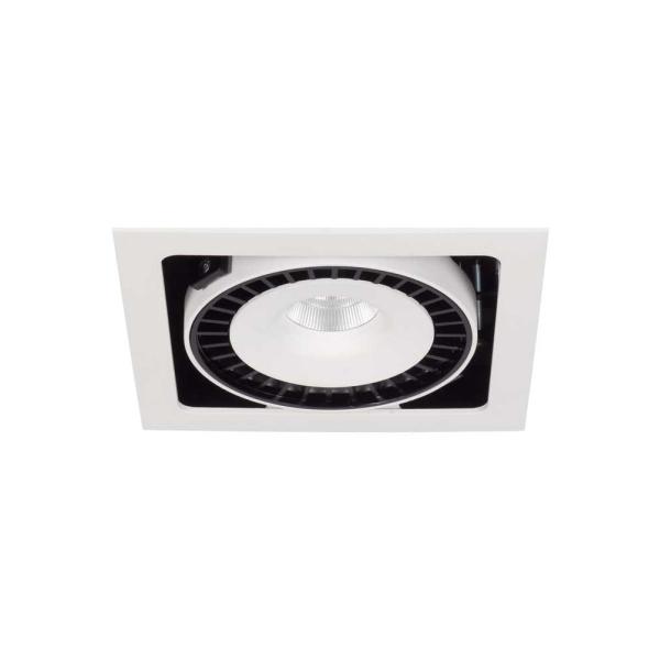 Ufo Square corp de iluminat incastrabil p2
