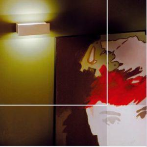 Corp de iluminat aplicat Kandinsky HL ambient