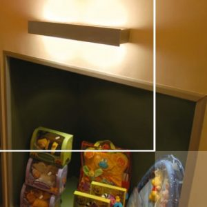 Corp de iluminat aplicat Kandinsky T5 ambient
