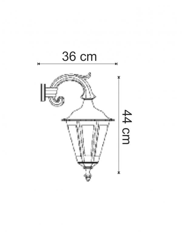 dimensiuni Aplica pentru exterior Venere