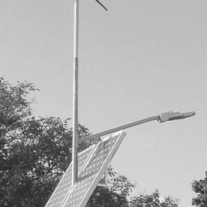 Stalp de iluminat Solaris ambient