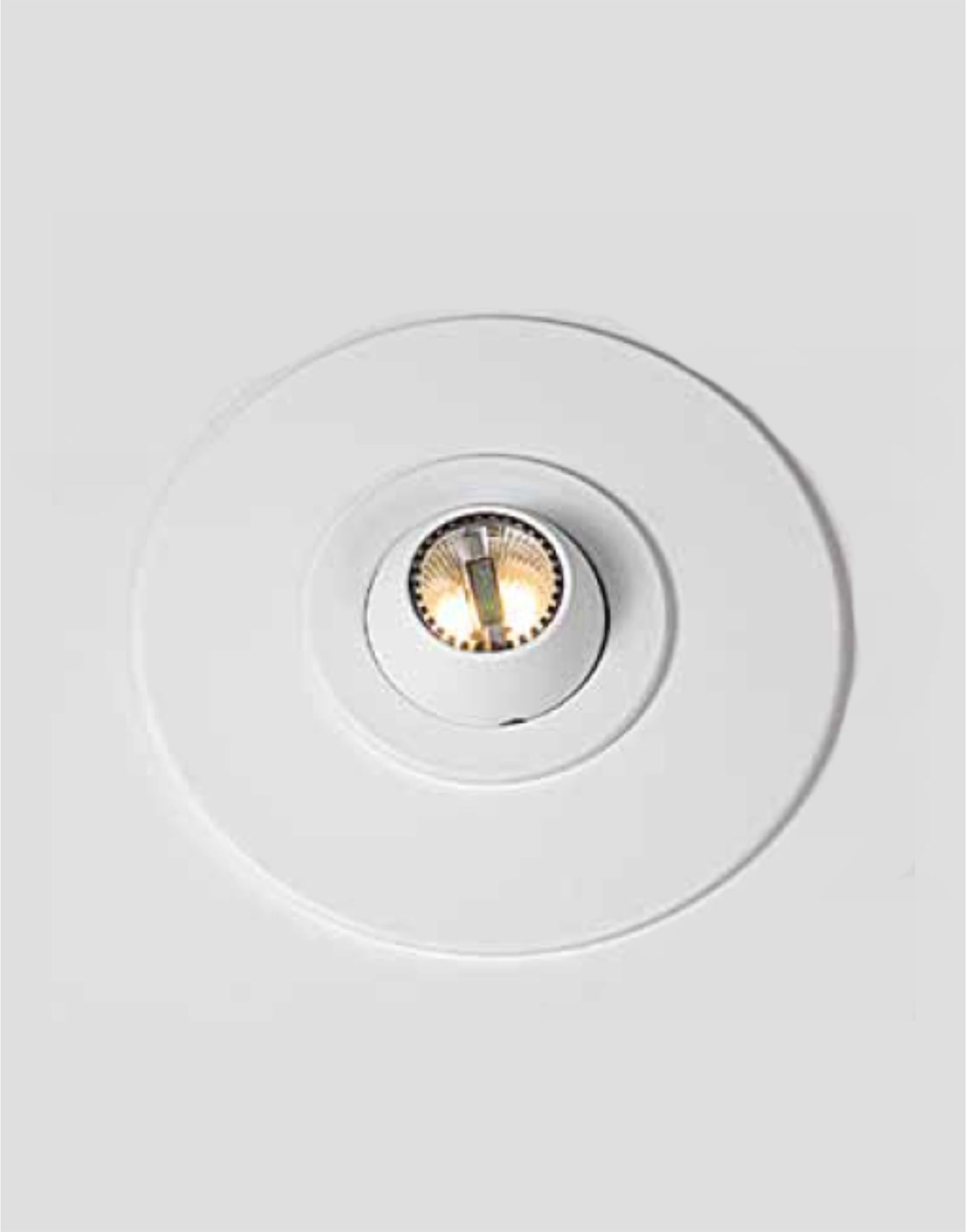 Spot incastrabil 00906 F20 alb