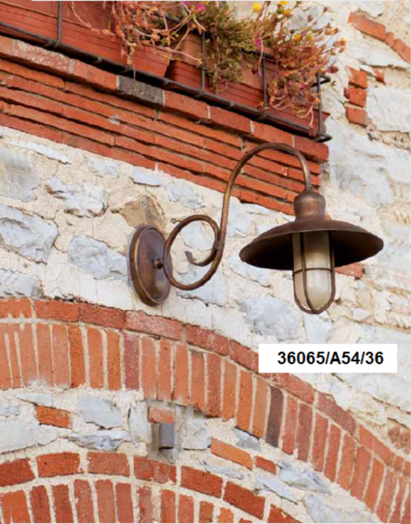 Aplica pentru exterior 36065/A20 ambient 2