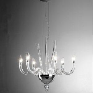 Candelabru Alanayr cristal