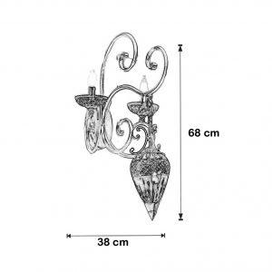 Aplica Aladdin dimensiuni