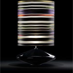 Lampa de masa Tam negru
