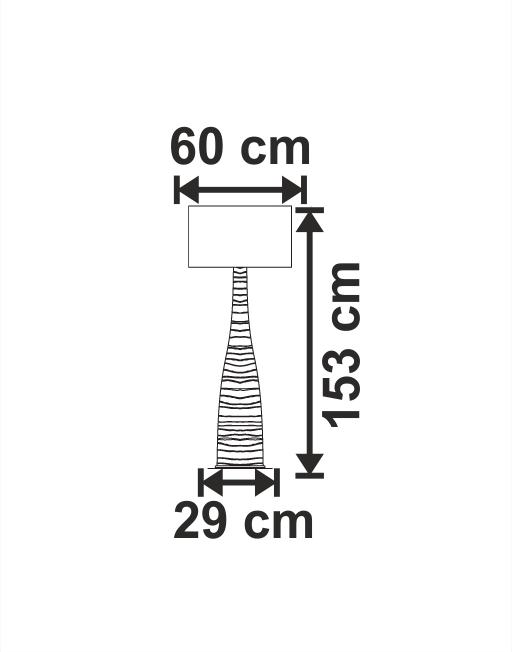 Lampadar Class Plus dimensiuni
