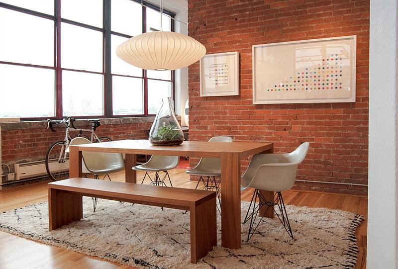 Lustre moderne pentru sufragerie