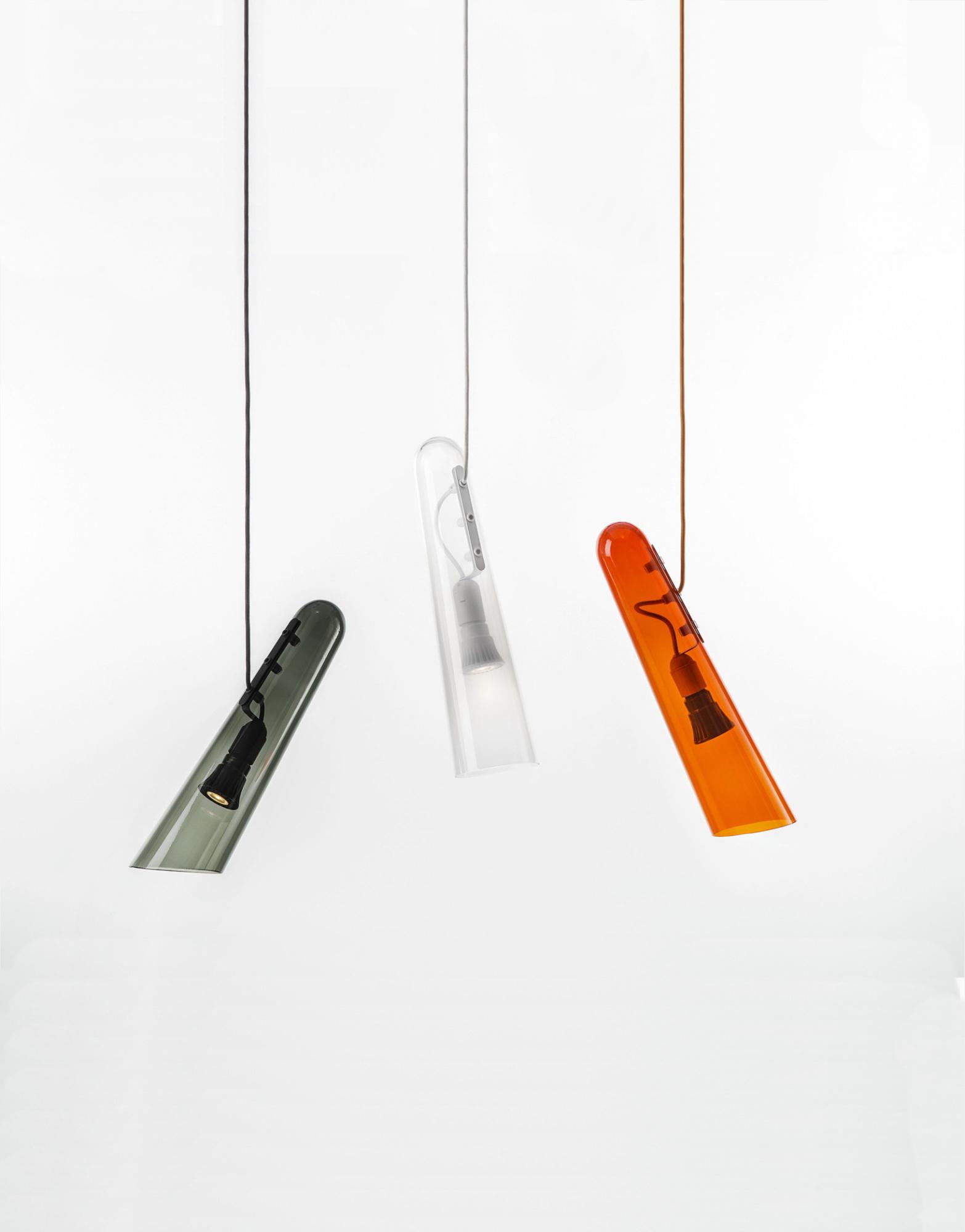 Lustra de interior Flutes variante culoare