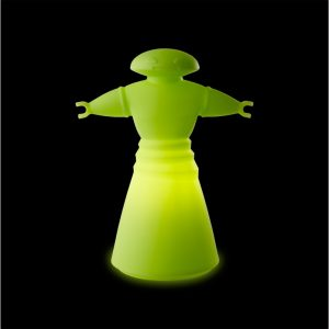 Lampadar Mr. Bot