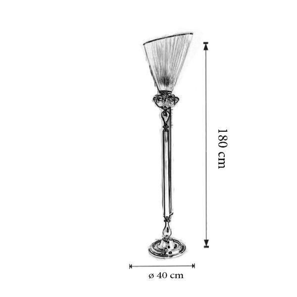 Dimensiuni Lampadarul 1138