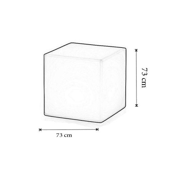dimensiuni Lampadar Cubo