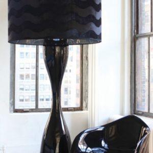 Lampadar Juju negru