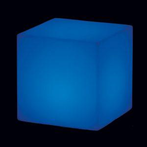 Lampadar Cubo albastru