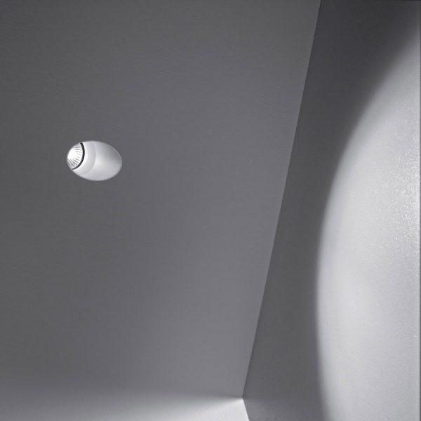 corp de iluminat incastrabil pop 10